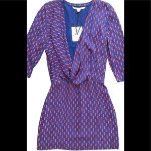 Diane Von Furstenberg Dress in Rachel Print
